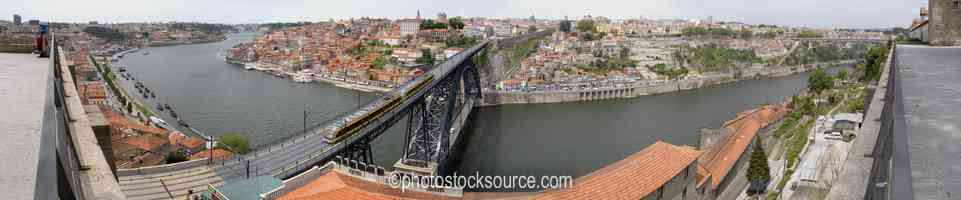 Oporto From Convent