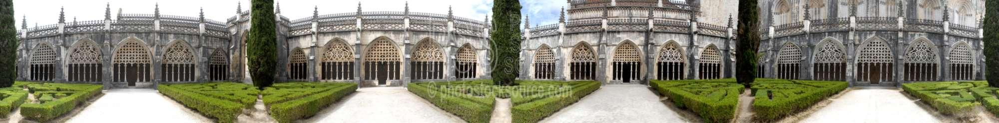 Batalha Monastery Cloister