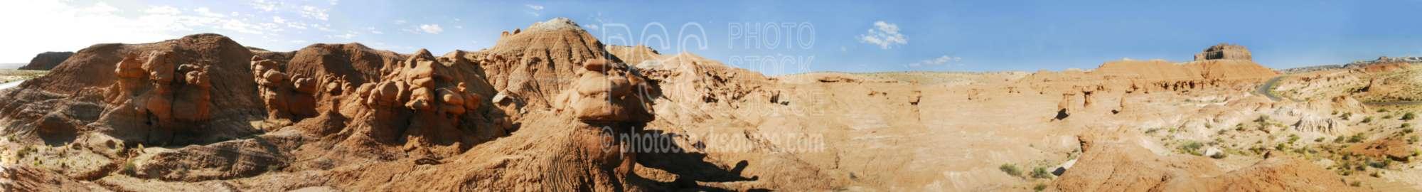 Goblin Valley Hoodoos