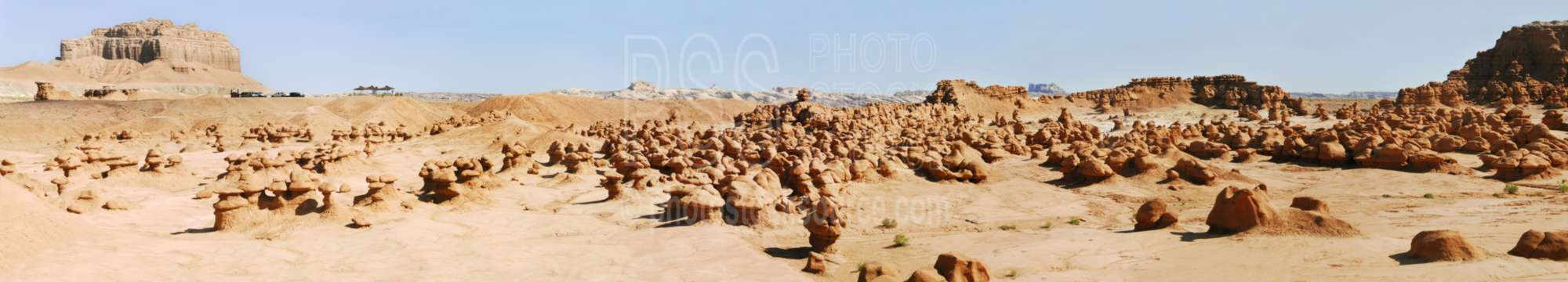 Goblin Valley Hoodoos